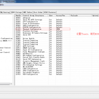 100-300主板8400睿频烤鸡降频解决办法,修改BIOS解...
